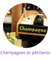 Champagne et vins effervescents