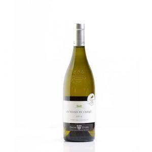 blanc vignes de l'arque duche d uzes