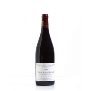 rouge cotes de beaunes villages bachelet