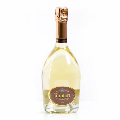Aop champagne ruinart blanc de blanc les caves du tour - Prix champagne ruinart blanc de blanc ...