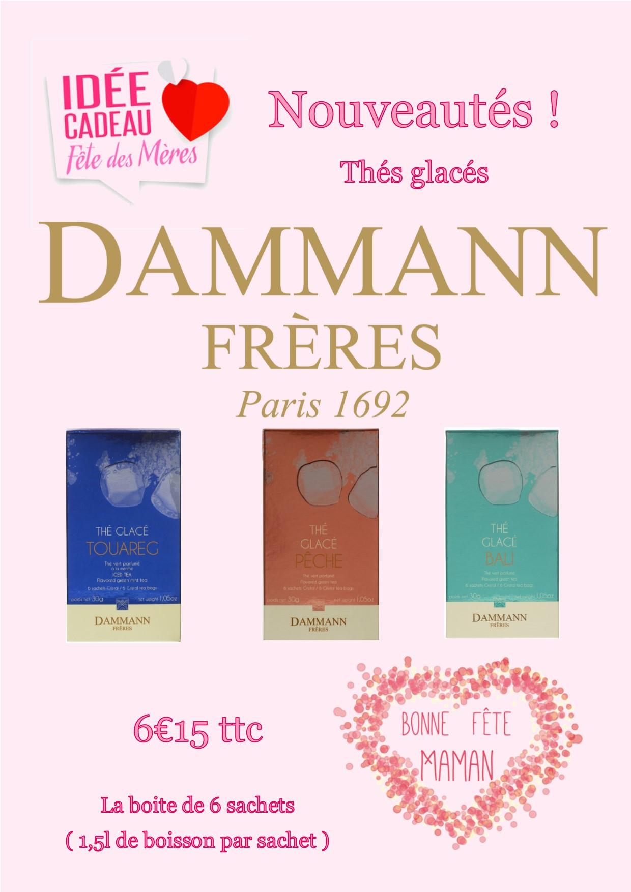 the galcé damman fête des meres