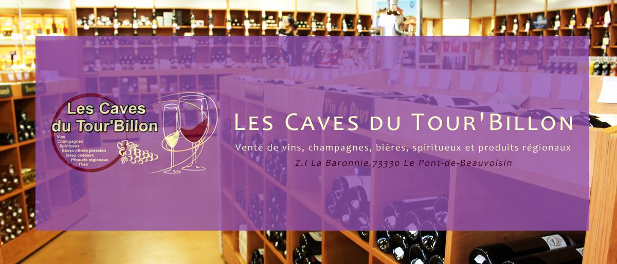 Les Caves du Tour'Billpon - Caviste - La Baronnie 73330 Le Pont-de-Beauvoisin - Savoie, Isère, Ain