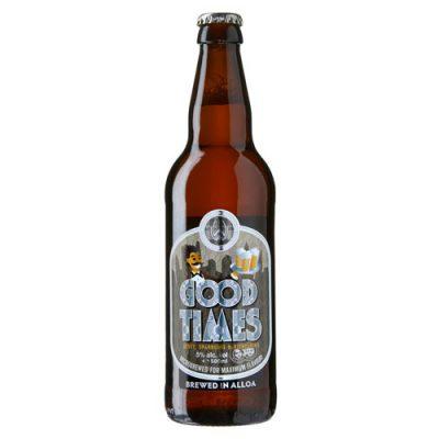 Bière Good Times - Bières du Monde - Les Caves du Tour'Billon 73330 Le pont-de-Beauvoisin - La Baronnie - Vins, spiritueux, bières, produits, sirops, cadeaux