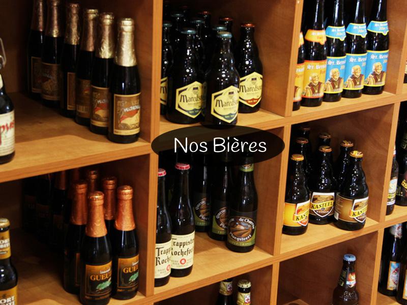 nos bieres - Caves du Tour'Billon - La Baronnie 73330 Le Pont de Beauvoisin - Caviste